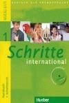 SCHRITTE INTERNATIONAL 1 KB+AB+CD+XXL.