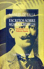 ESCRITOS SOBRE MUSICA Y MUSICOS