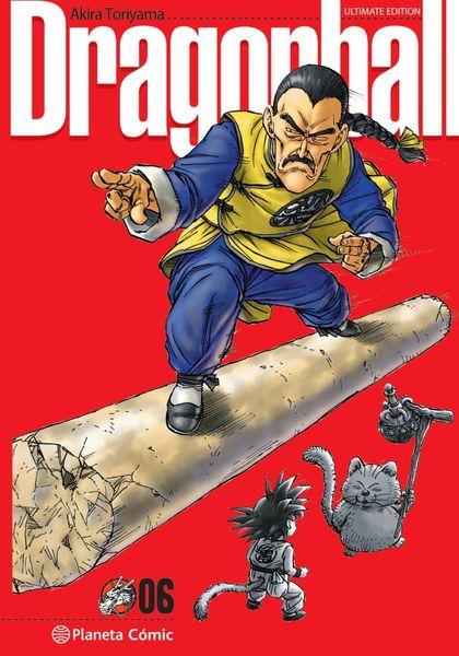 DRAGON BALL ULTIMATE Nº 06/34.