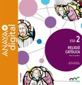 RELIGIÒ CATÓLICA 2. ESO. ANAYA + DIGITAL..