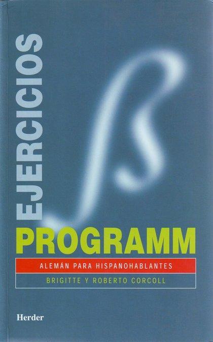 PROGRAMM ALEMAN HISPANOHABLANTES EJERCICIOS