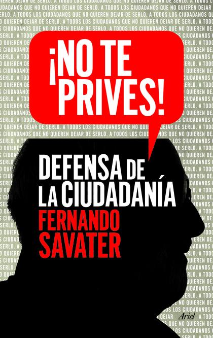 ¡NO TE PRIVES!. DEFENSA DE LA CIUDADANÍA