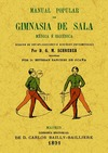 MANUAL POPULAR DE GIMNASIA DE SALA