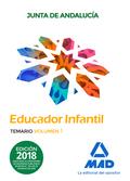 EDUCADOR INFANTIL 2018 JUNTA ANDALUCÍA.