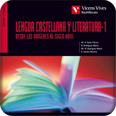 ORG-XVIII, LENGUA CASTELLANA Y LITERATURA, 1 BACHILLERATO
