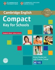 COMPACT KEY FOR SCHOOLS (PACK:STUDENT´S+WORKBOOK)