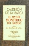 MAYOR MONSTRUO DEL MUNDO