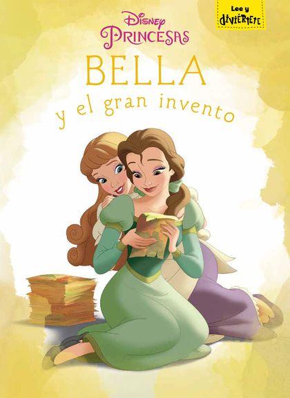 BELLA Y EL GRAN INVENTO. CUENTO