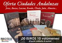 OFERTA CIUDADES ANDALUZAS EN LA HISTORIA