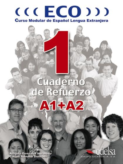 ECO 1. CUADERNO DE REFUERZO