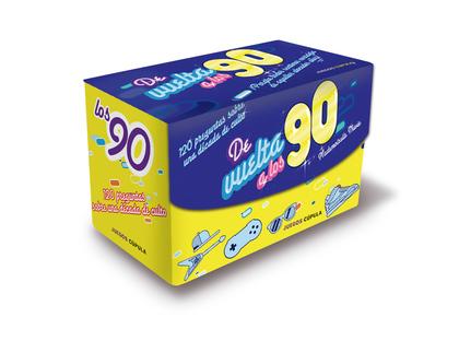 DE VUELTA A LOS 90.