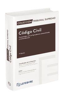 CÓDIGO CIVIL. COMENTADO CON JURISPRUDENCIA SISTEMATIZADA Y CONCORDANCIAS.