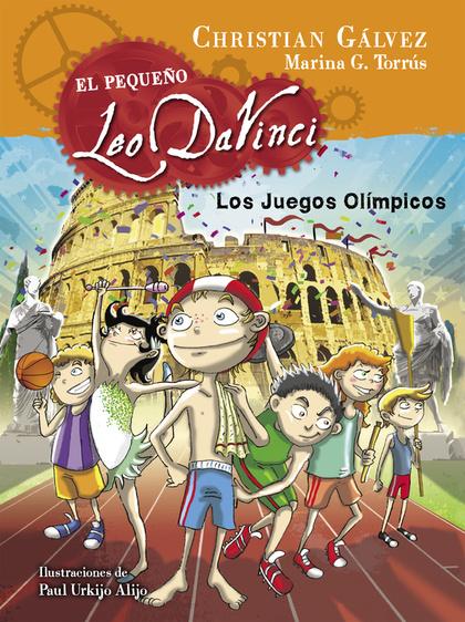LOS JUEGOS OLÍMPICOS (EL PEQUEÑO LEO DA VINCI 5).