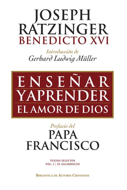 ENSEÑAR  APRENDER EL AMOR DE DIOS.