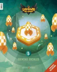 PROYECTO: LA LEYENDA DEL LEGADO, CIENCIAS SOCIALES 5. COMUNIDAD VALENCIANA : ADE.