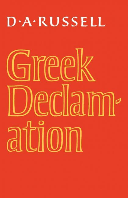 GREEK DECLAMATION