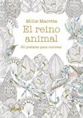 REINO ANIMAL 30 POSTALES PARA COLOREAR, EL