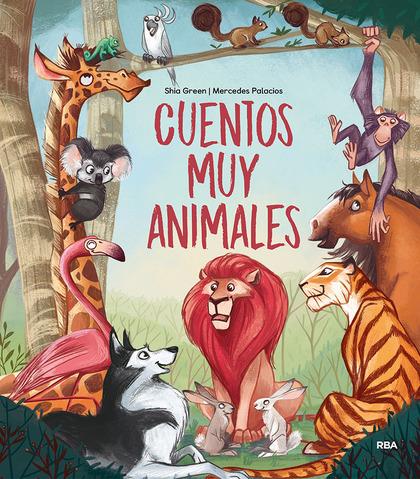 CUENTOS MUY ANIMALES.