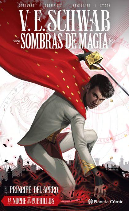 SOMBRAS DE MAGIA Nº 02.