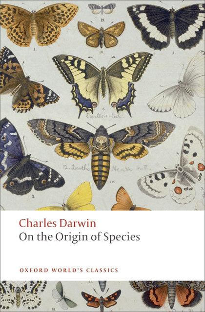 OXFORD WORLD´S CLASSICS: ORIGIN OF SPECIES