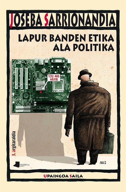 LAPUR BANDEN ETIKA ALA POLITIKA.