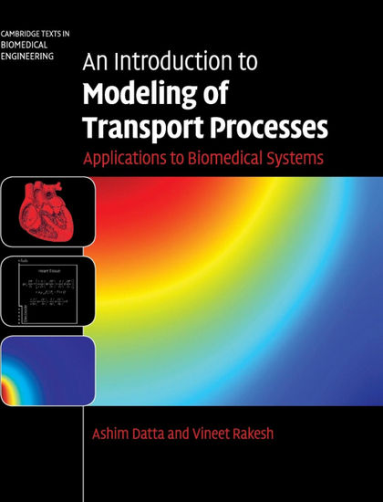 AN INTRODUCTION TO MODELING OF TRANSPORT PROCESSES