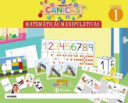 MATEMÁTICAS PROYECTO CANICAS 3 AÑOS.