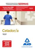 CELADOR/A DEL SERVICIO DE SALUD DE LA COMUNIDAD DE MADRID. TEST