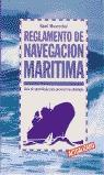 REGLAMENTO DE NAVEGACIÓN MARÍTIMA: GUÍA DE APRENDIZAJE PARA PREVENIR L