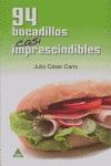 94 BOCADILLOS IMPRESCINDIBLES