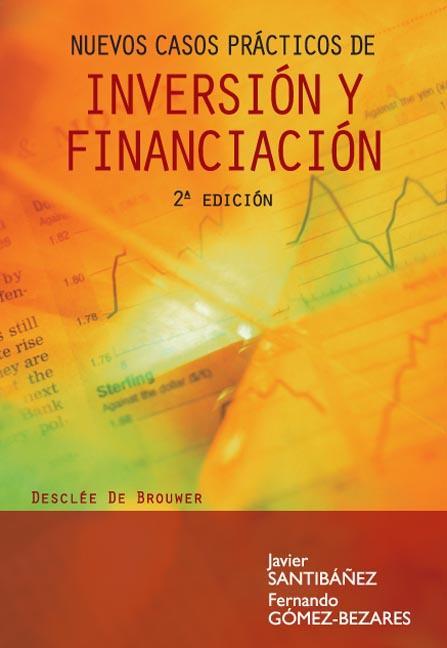 Nuevos cadod prácticos de inversión y financiación