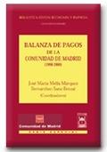 BALANZA DE PAGOS DE LA COMUNIDAD DE MADRID (1998-2000)