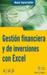 Gestión financiera y de inversiones con Excel