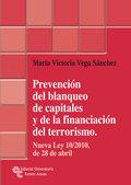 PREVENCIÓN DEL BLANQUEO DE CAPITALES Y DE LA FINANCIACIÓN DEL TERRORISMO.