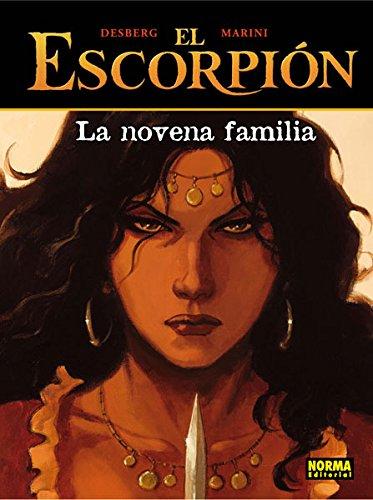 EL ESCORPIÓN 11: LA NOVENA FAMILIA.