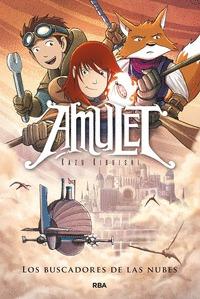 AMULET 3. LOS BUSCADORES DE LAS NUBES.