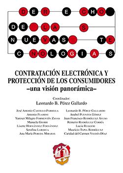 CONTRATACIÓN ELECTRÓNICA Y PROTECCIÓN DE LOS CONSUMIDORES                       UNA VISIÓN PANO