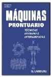 MAQUINAS PRONTUARIO