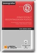 ESTADO SOCIAL Y DESCENTRALIZACION POLITICA