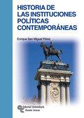 HISTORIA DE LAS INSTITUCIONES POLÍTICAS CONTEMPORÁNEAS.