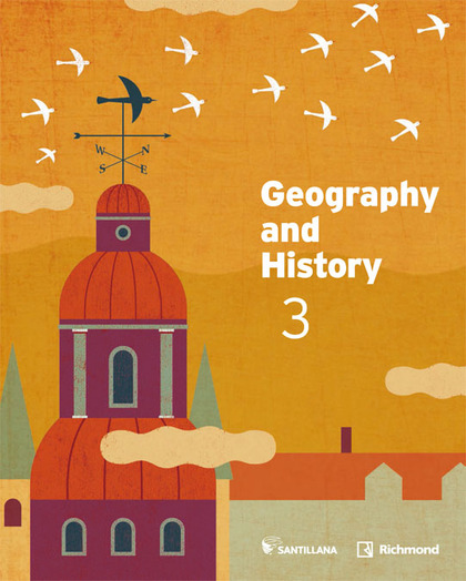 3ESO GEOGRAPHY AND HIST STD + CD ED15. EDICION 2015