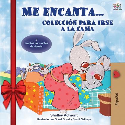 ME ENCANTA... COLECCION PARA IRSE A LA CAMA (HOLIDAY EDITION)