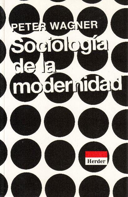 SOCIOLOGIA DE LA MODERNIDAD
