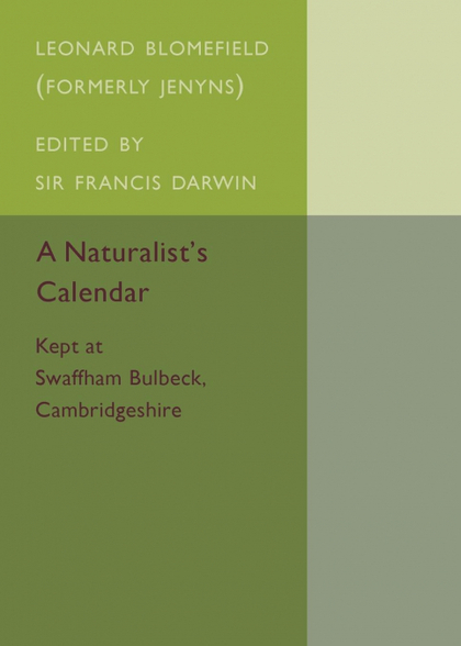 A NATURALIST´S CALENDAR 2ND EDITION