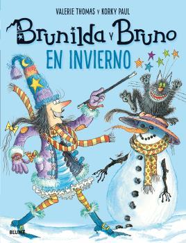 BRUNILDA Y BRUNO - EN INVIERNO.