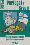 PORTUGAL Y BRASIL MANUAL CONVERSACION