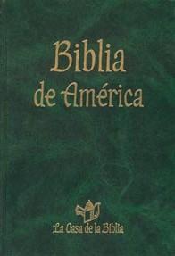 BIBLIA DE AMÉRICA, MANUAL
