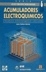 ACUMULADORES ELECTROQUÍMICOS