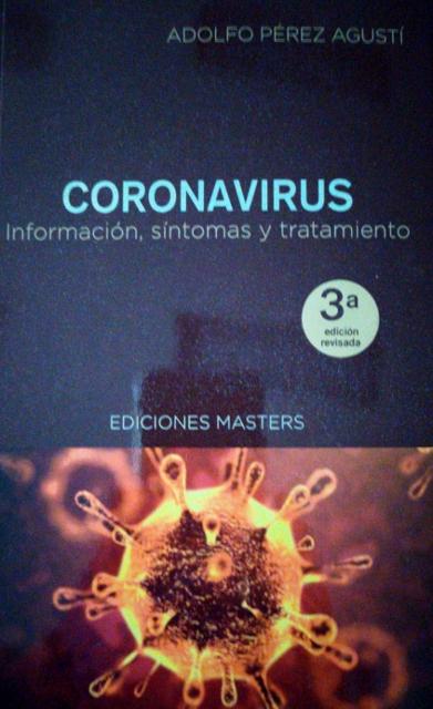 CORONAVIRUS. INFORMACION, SINTOMAS Y TRATAMIENTO (EDICIONES MASTERS).