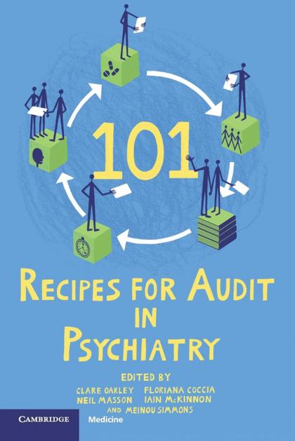 101 RECIPE FOR AUDIT IN PSYCHIATRY